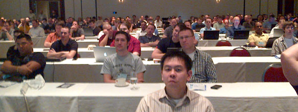 CF.Objective() 2011 had 320 attendees!